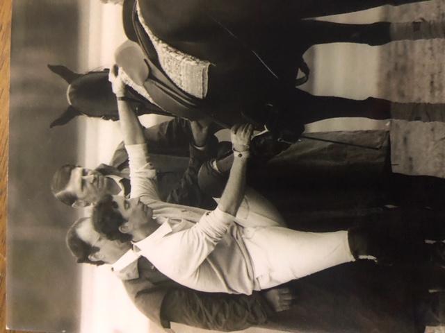 Jim McGuiness and Prince Charles